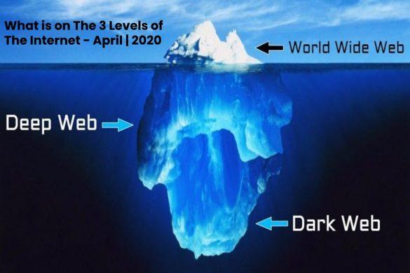 image result for 3 levels of internet