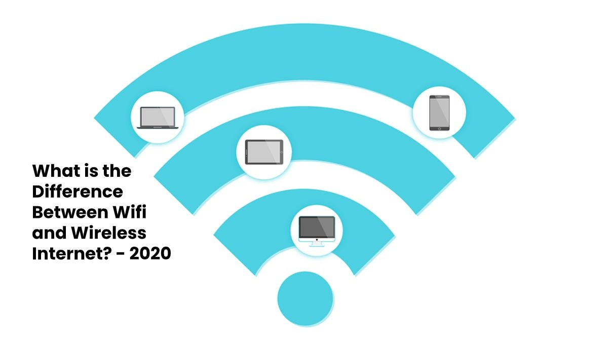What is the Difference Between Wifi and Wireless Internet?