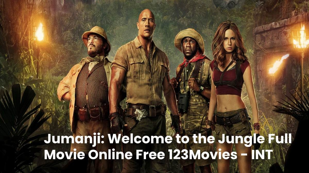 Jumanji:Welcome to the Jungle Full Movie Online Free 123Movies