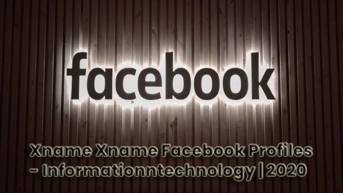 Xname Xname Facebook Profiles