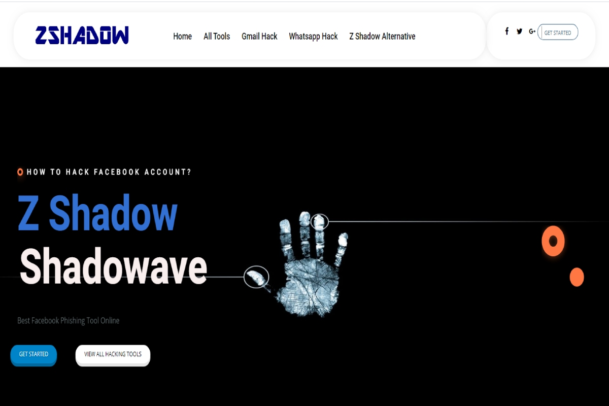 Z Shadow 2020 Hack Facebook Account With Z Shadow Website Free