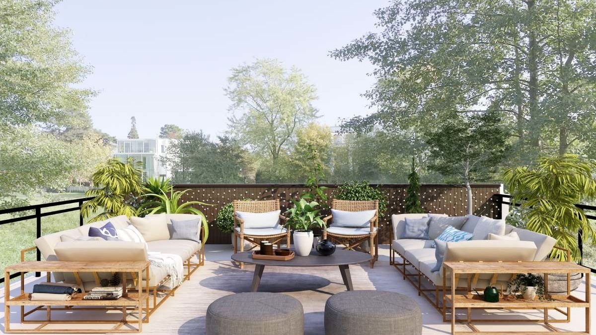 Beautiful Furniture Ideas for Outdoors
