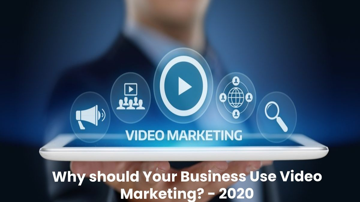 Why should Your Business Use Video Marketing?