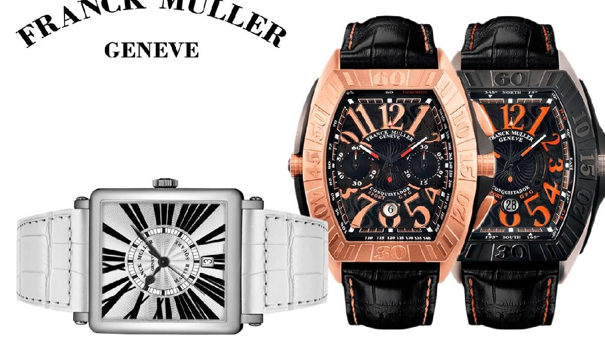 Franck Muller Watches: Complicated Beauty of Swiss Craftsmanship