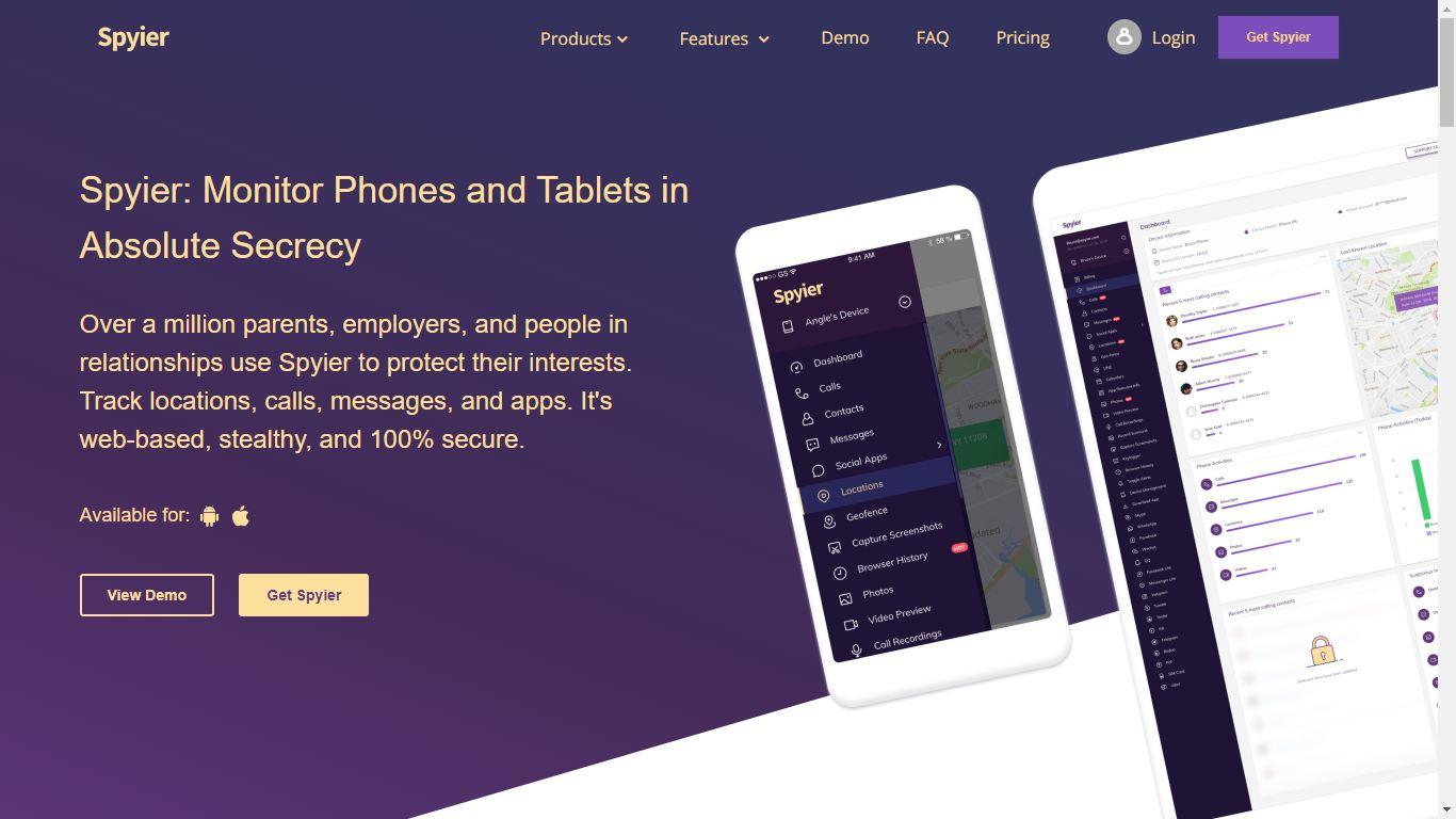 Spyier - The Best WhatsApp Spy App