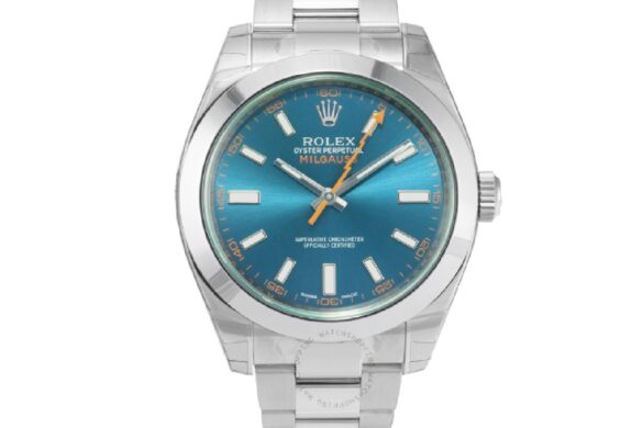 Dainty and Sophisticated Silver Timepieces for Women From the Rolex