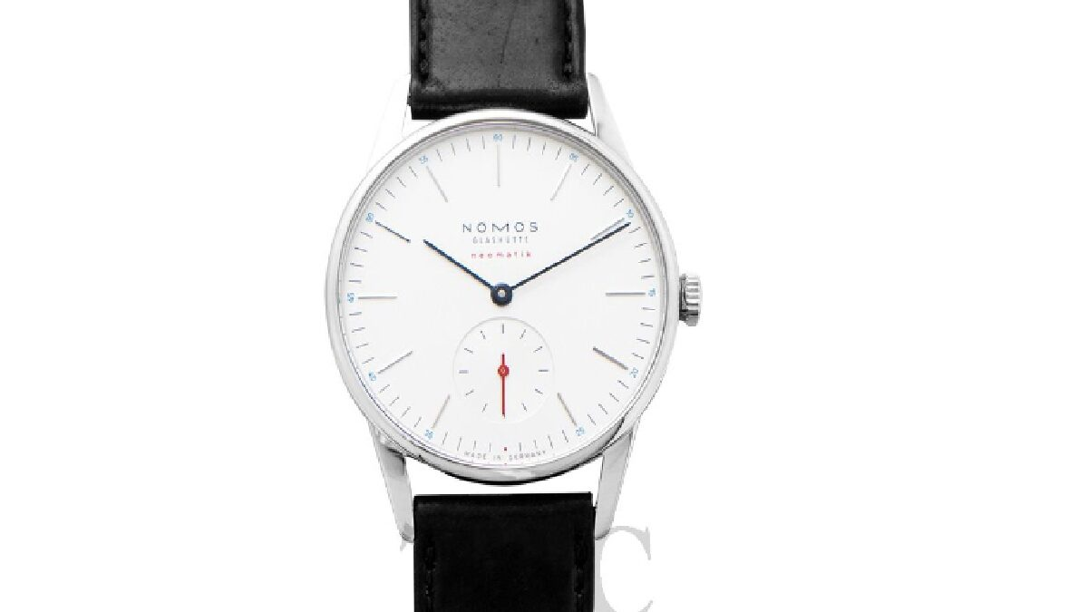 Nomos Glashutte: Top 6 Watch Models of All Time from Nomos Glashutte's Legendary Collections