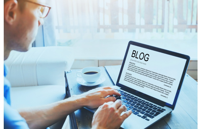 Blog Post - Effectively Promote Your Products And Services