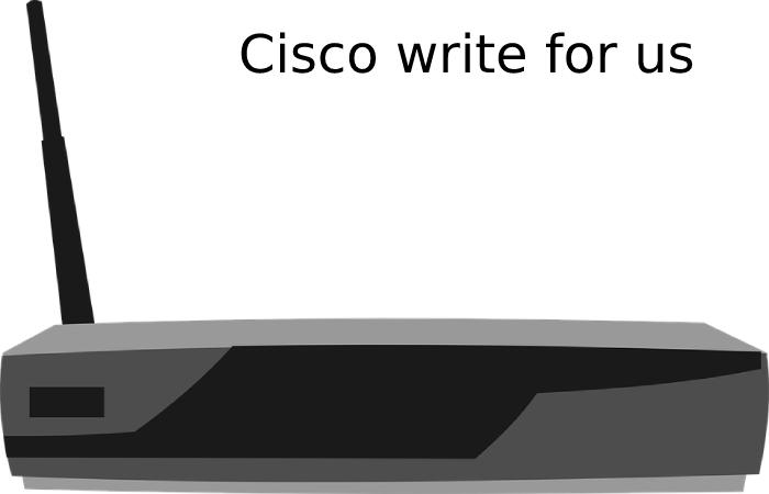 Router guest blogging