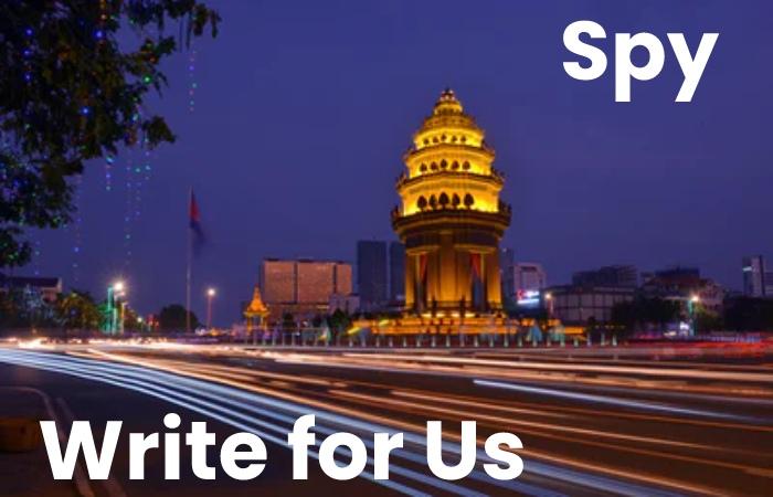 spy write for us