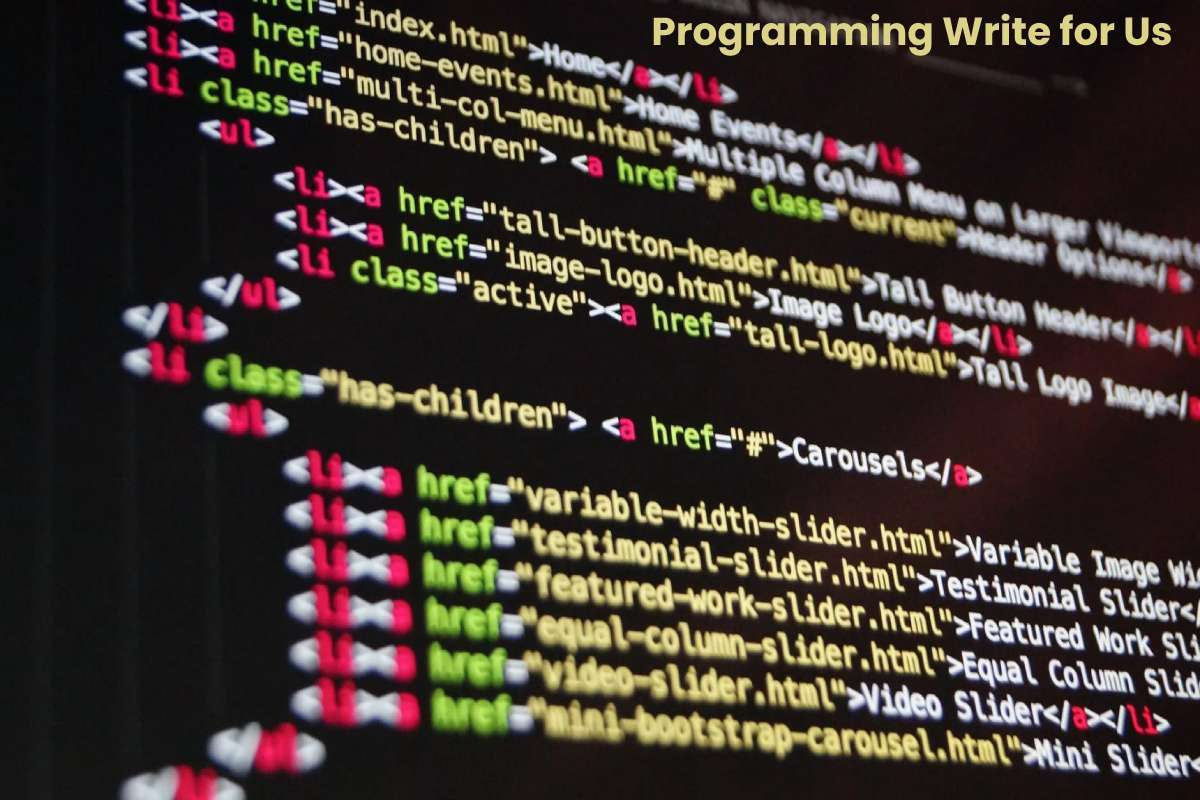 Programming Writ for Us (1)