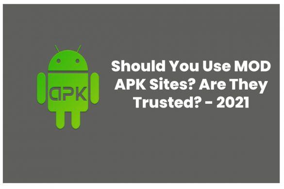 Should You Use MOD APK Sites